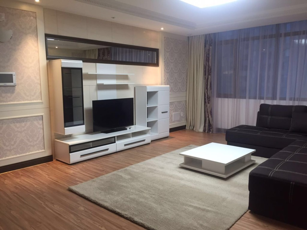 3-Bedroom Apartment In Highvill Astana